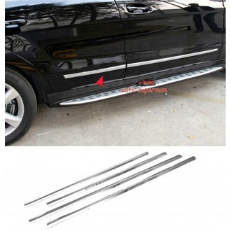 SEAT ARONA - Chrome side door trim