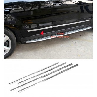 VW SHARAN II 10+I - Chrome side door trim