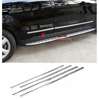 KIA Cee'd III SW - Chrome side door trim