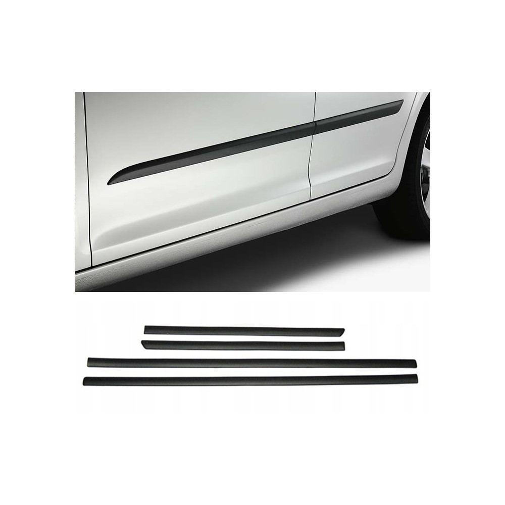 Renault MEGANE IV - Black side door trim
