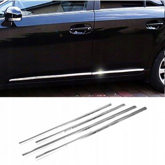 Citroen C-Elysee - Chrome side door trim