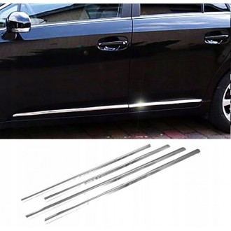 Mercedes W213 - Chrome side door trim