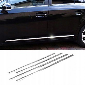 Kia CARNIVAL - Chrome side door trim
