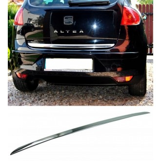 SEAT ALTEA - CHROME Rear Strip Trunk Tuning Lid 3M Boot