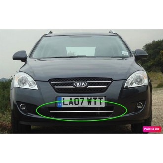 KIA Cee'd I - Chrome Grille Kit 3M Tuning
