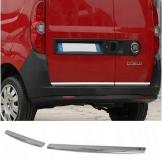 SUZUKI Jimny - CHROME Rear Strip Trunk Tuning Lid 3M Boot