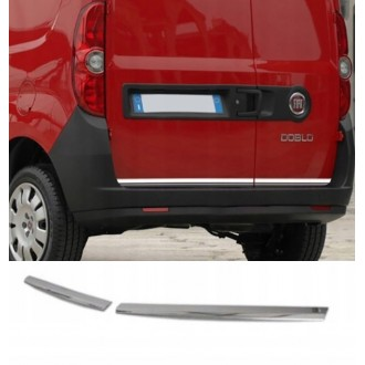 Mercedes VITO W447 - CHROME Rear Strip Trunk Tuning Lid 3M Boot