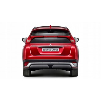 Mitsubishi Eclipse Cross - CHROME Rear Strip Trunk Tuning Lid 3M Boot
