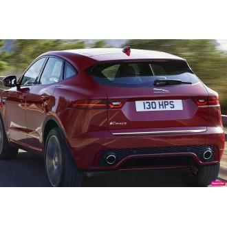 Jaguar E-Pace - Chrom-Zierleiste Heckleiste 3M Tuning Chromleiste Heckklappe