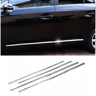 Toyota AVENSIS T27 - Chrome side door trim