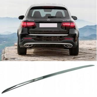 Mercedes GLC SUV - Chrom-Zierleiste Heckleiste 3M Tuning Chromleiste Heckklappe