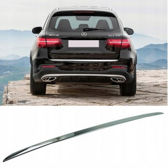 Mercedes GLC SUV - CHROME Rear Strip Trunk Tuning Lid 3M Boot