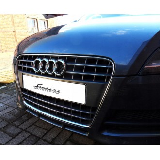 Audi TT II FV3, FV9 2014 - Chrome Grille Kit 3M Tuning