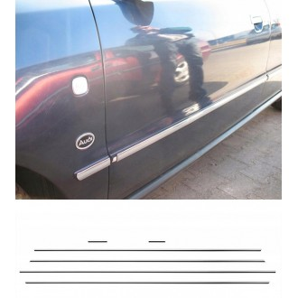 Audi A4 B5 - Chrome side door trim