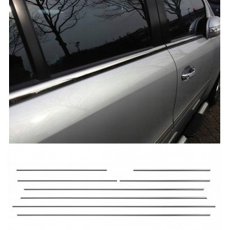 Mercedes S203 Kombi - Chrome side door trim
