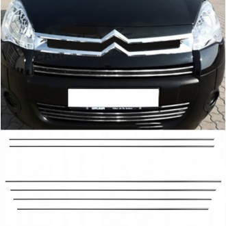 CITROEN BERLINGO - Chrome Grille Kit 3M Tuning