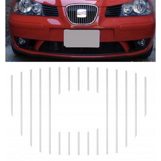 Seat IBIZA CORDOBA - Chrome Grille Kit 3M Tuning