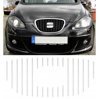 Seat ALTEA - Chrome Grille Kit 3M Tuning