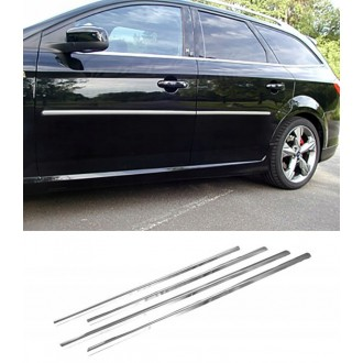 FORD MONDEO MK3 III Kombi - Chrome side door trim