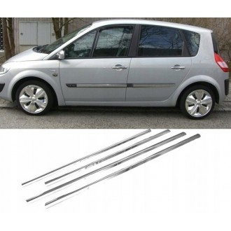 Renault SCENIC II - Chrome side door trim