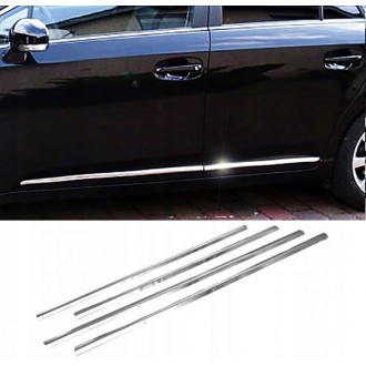 Honda CITY IV 02-09 - Chrome side door trim