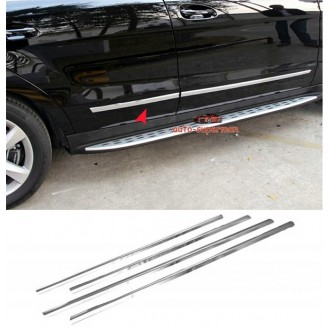 Hyundai i20 II - Chrome side door trim
