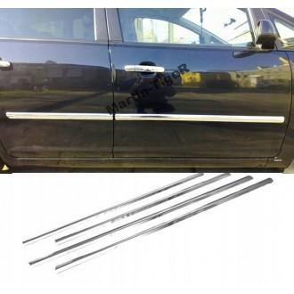 Hyundai ACCENT - Chrom Zierleisten Türleisten