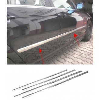 Renault MEGANE III HB - Chrome side door trim