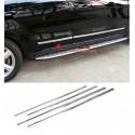 Subaru OUTBACK - Chrome side door trim