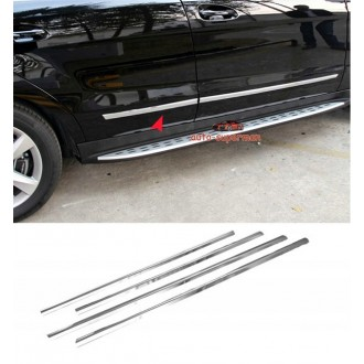 Subaru OUTBACK - Chrome side door trim