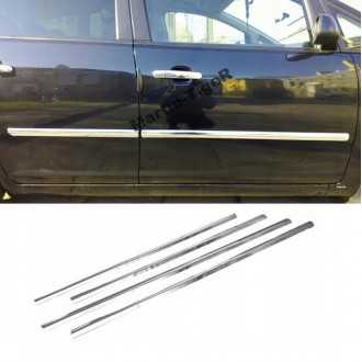Hyundai i20 3dr - Chrome side door trim