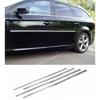FORD FOCUS I Kombi - Chrome side door trim