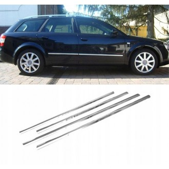 AUDI A4 B6 Avant - Chrome side door trim