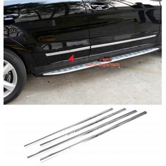 Subaru LEGACY - Chrom Zierleisten Türleisten