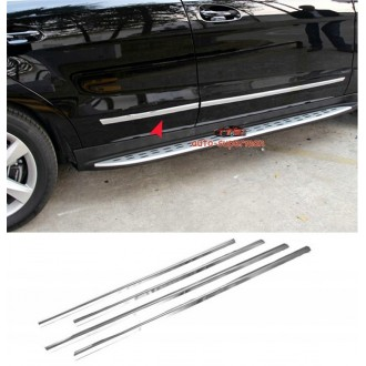Opel CORSA C - Chrome side door trim