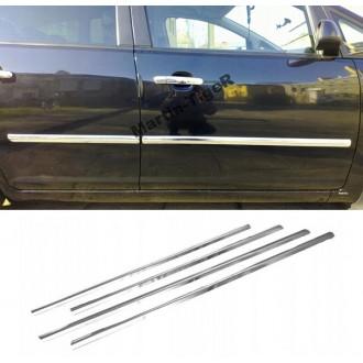 Hyundai Santa Fe - Chrome side door trim