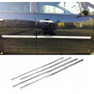 Honda Civic 01 - Chrome side door trim