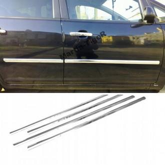 Chevrolet SPARK - Chrom Zierleisten Türleisten