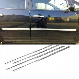 Chevrolet SPARK - Chrome side door trim