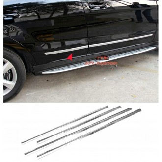 Toyota AURIS I - Chrome side door trim