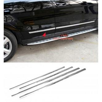Hyundai H300 - Chrom Zierleisten Türleisten