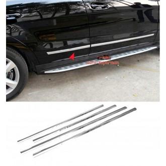 Seat LEON III HB - Chrome side door trim