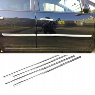 KIA PICANTO 3D - Chrome side door trim