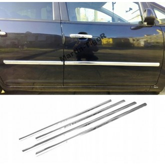 Honda JAZZ II - Chrome side door trim