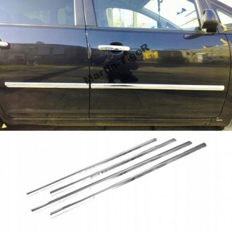 Honda CIVIC V HB - Chrome side door trim