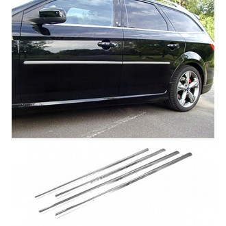 FORD FOCUS II Kombi - Chrome side door trim