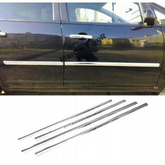 Honda JAZZ III - Chrom Zierleisten Türleisten