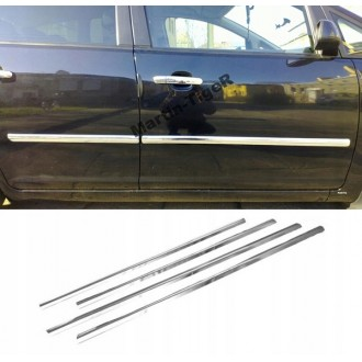 Honda JAZZ III - Chrome side door trim