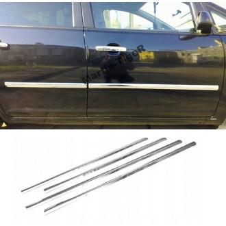 BMW 5er E60 - Chrom Zierleisten Türleisten
