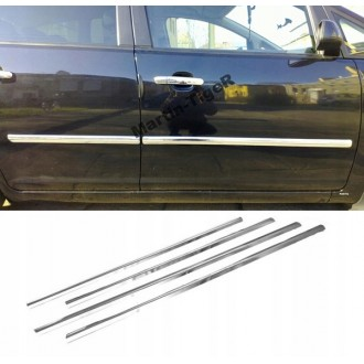 Audi A1 - Chrome side door trim